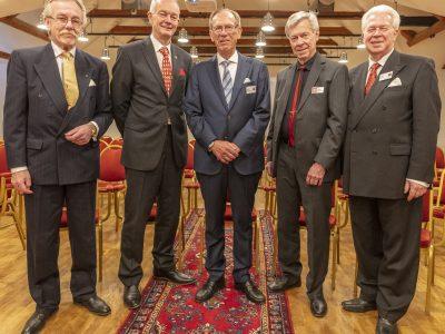2019 år Presidium I Sällskapet DBW